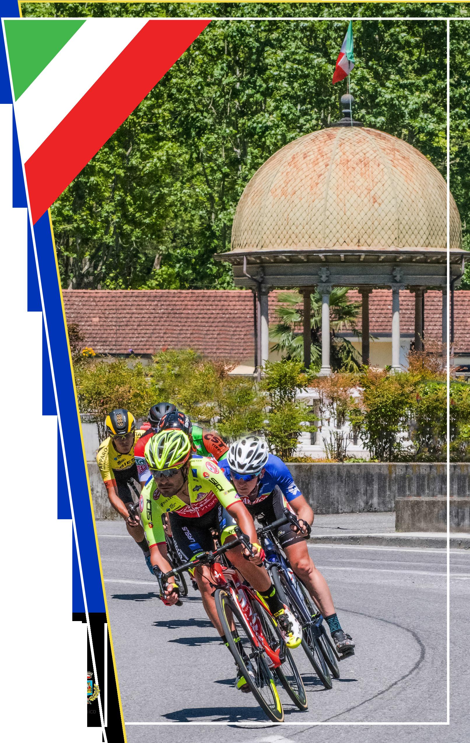 Campionati Italiani Ciclismo 2021 Juniores e donne junior Darfo Boario terme taglio